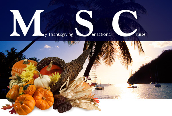 Celebrate Thanksgiving Caribbean Style on MSC Poesia's Baseball Greats Cruise